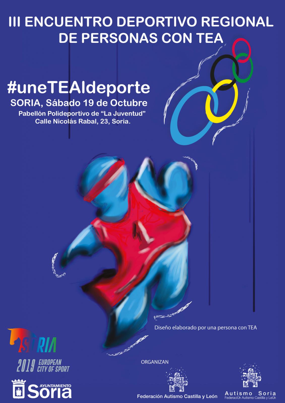 III ENCUENTRO DEPORTIVO REGIONAL DE PERSONAS CON TEA